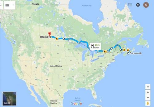 0139 Halifax - Regina